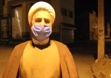 فیلم   خدمات طلاب جهادی یزد از زبان مدیر حوزه