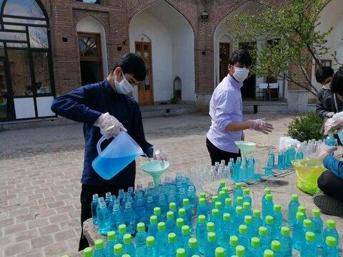طلاب جهادی قزوین