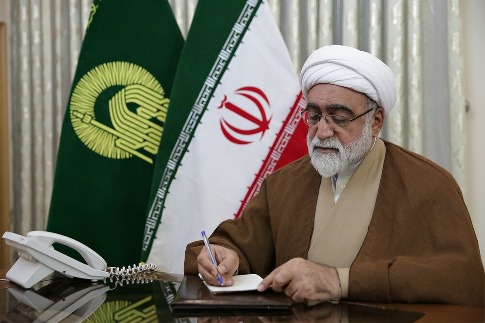 تبریک تولیت آستان قدس رضوی به مناسبت روز خبرنگار