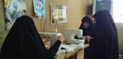 تولید روزانه ۶ هزار ماسک به همت جهادگران بسیجی ناحیه امام حسین(ع) قم
