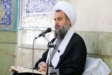 تسلیت استاد هادوی تهرانی درپی ارتحال آیت الله جعفر کریمی