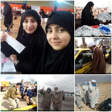 فراخوان ارسال عکس و فیلم از فعالیت های طلاب جهادی آذربایجان شرقی