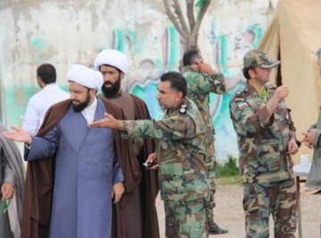 راه اندازی بیمارستان ارتش در ۴۸ ساعت نشان از مدیریت جهادی دارد