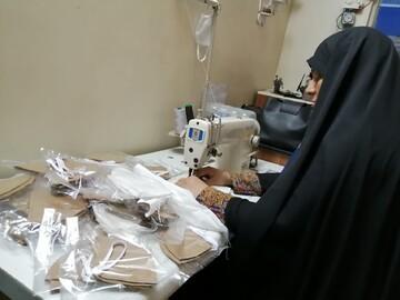 کلیپ| خدمات جهادی خواهران طلبه مدرسه علمیه باقرالعلوم(ع) شهر قدس در مقابله با ویروس کرونا