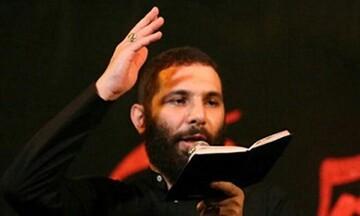 شعرخوانی محمدحسین حدادیان برای «مدافعان سلامت»