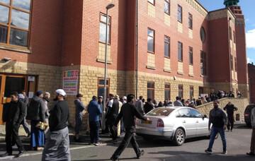 انتشار عکس دروغین برای محکوم کردن مسلمانان انگلستان در بحران کرونا