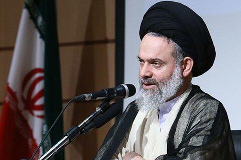 آیت الله حسینی بوشهری دبیر شورای عالی حوزه های علمیه