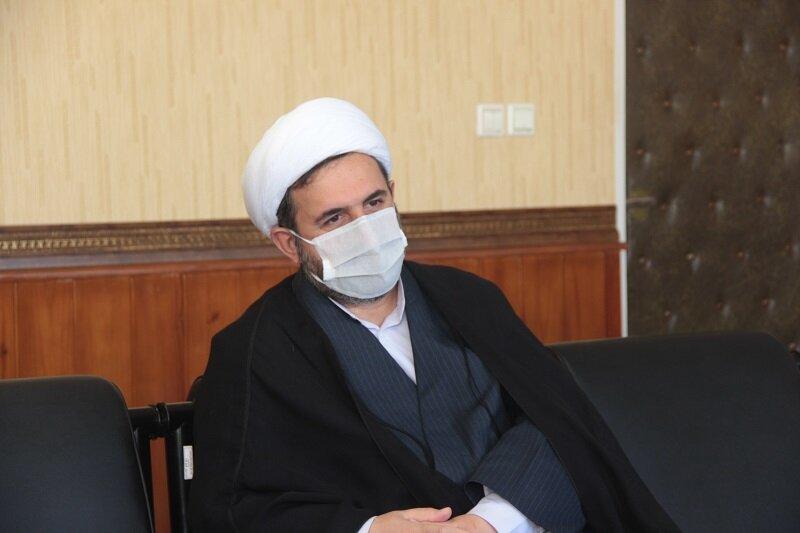 تولید سرود مدافعان سلامت در مرکز خدمات حوزه قزوین