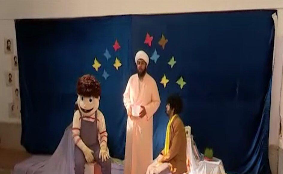 فیلم | ایجاد سرگرمی برای کودکان و نوجوانان توسط طلاب یزدی