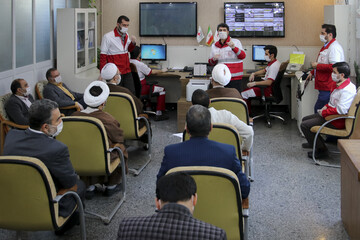 تماس بیش از  ۷ هزار نفر با سامانه تلفن ۱۱۲ در مورد آموزش کرونا