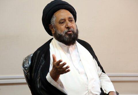 نائب رئیس وفاق المدارش شیعه پاکستان