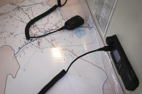 بازدید آیتالله اعرافی از مرکز کنترل و هماهنگی عملیات EOC قم