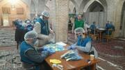 تولید روزانه ۱۵ هزار ماسک در کارگاه تولیدی مدرسه صادقیه تبریز