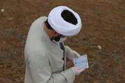 «حسرت وداع آخر»؛ خاطره طلبه جهادگر مشهدی از یک صحنه غمناک