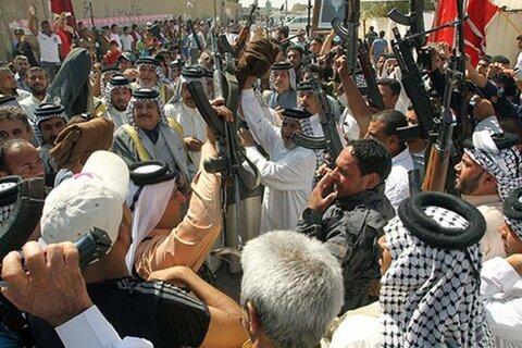 عشایر استان دیالی عراق