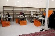 فعالیت ۱۱ گروه جهادی بسیج دانشجویی قم برای مقابله با کرونا