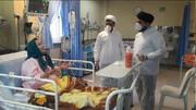جهاد طلاب گیلانی در جبهه سلامت ۲۴ ساعته ادامه دارد