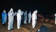 الداخلية العراقية تؤكد دفن جميع المتوفين بفيروس (كورونا) في مقبرة النجف الاشرف