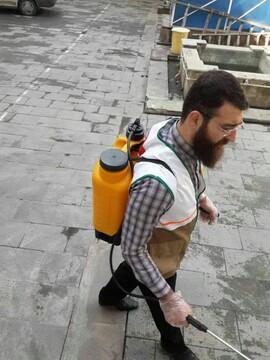 گزارشی از اقدامات جهادی مدرسه سفیران هدایت تبریز