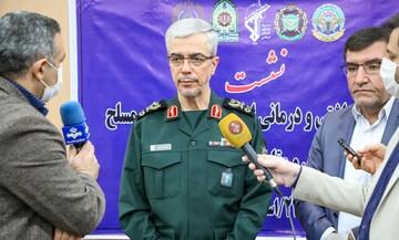 کوچکترین نظر سوئی به امنیت ایران با شدیدترین عکسالعمل مواجه خواهد شد
