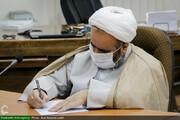 خدمات مرحوم عرب در عرصه مدیریت و انقلاب مایه افتخار است