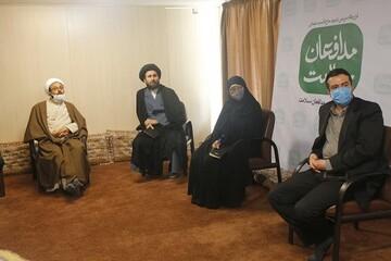 ایستگاه های سلامت با محوریت مساجد فعالیت کنند