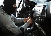سارقان حرفه ای قطعات خودروهای قم در دام قانون