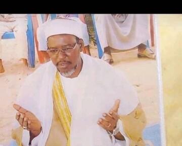 درگذشت رئیس انجمن اسلامی نیجر