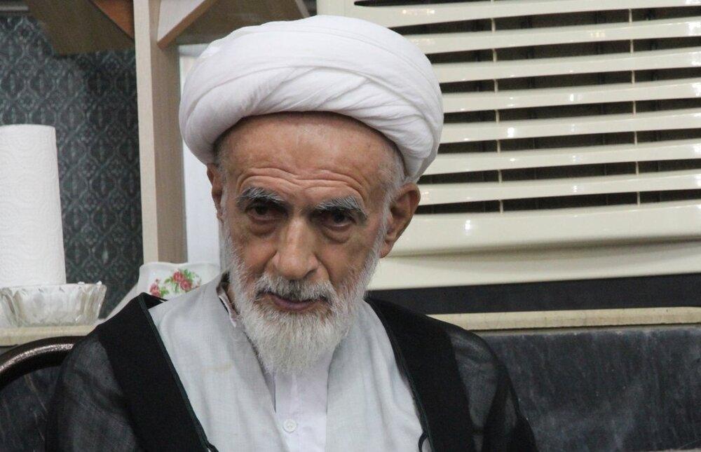 مسئول مدرسه علمیه آیت الله کوهستانی(ره) مازندران درگذشت