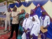 برگزاری مراسم جشن میلاد حضرت علی اکبر (ع) در کشور مالی