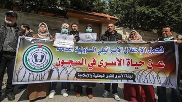 Islamic Jihad urges world to act on Palestinian inmates
