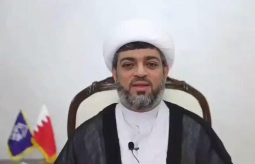 فیلم/ سخنان جانشین جمعیت الوفاق بحرین درباره وضعیت زندانیان سیاسی این کشور