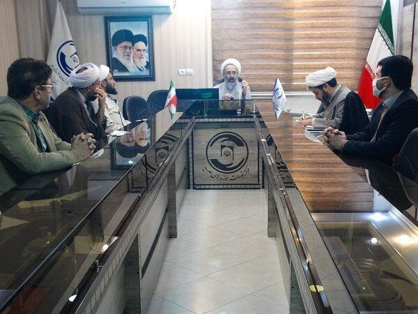 دومین نشست قرارگاه جهادی مرکز خدمات حوزه علمیه تهران برگزار شد