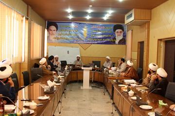 تصاویر/ نشست مشورتی شورای تبلیغ استان همدان