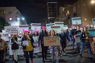 خشونت گسترده علیه زنان در اسرائیل
