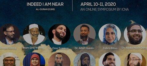نخستین سمپوزیوم مجازی شورای اسلامی آمریکای شمالی