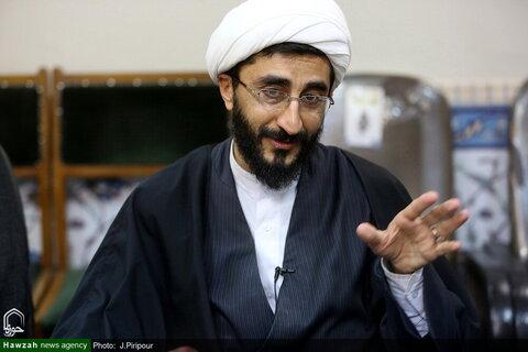 حجت الاسلام استوار میمندی-مدیر حوزه علمیه فارس