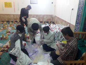 فیلم | فعالیتهای جهادی مدرسه علمیه امامزاده ابراهیم(ع) شهرستان بهبهان
