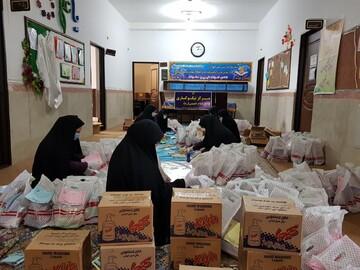 فیلم| توزیع بسته های عیدانه در روستاها به همت مرکز نیکوکاری مدرسه علمیه امام خمینی(ره) رباط کریم