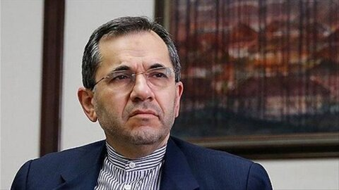 مندوب إيران الدائم في منظمة الامم المتحدة