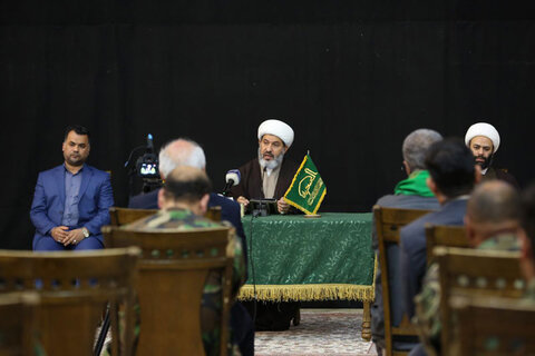 شیخ ستار المرشدی تولیت آستان مقدس عسکری