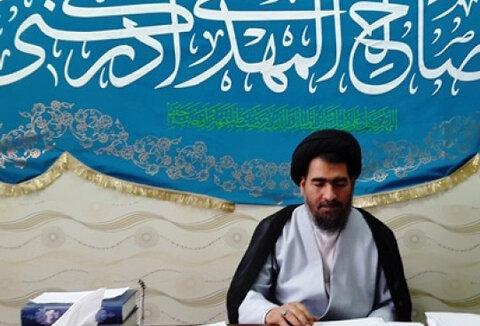 حجت الاسلام موسوی نسب