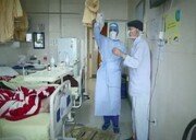 فیلم | خاطرات یک طلبه جهادی از همراهی با بیماران کرونایی