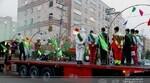 برپایی جشن نیمه شعبان به همت گروه جهادی ربیون در پردیسان قم
