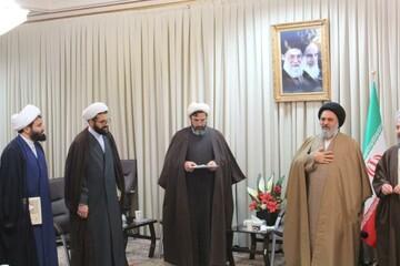 تصاویر/ مراسم تودیع و معارفه مدیر جدید حوزه علمیه استان کردستان