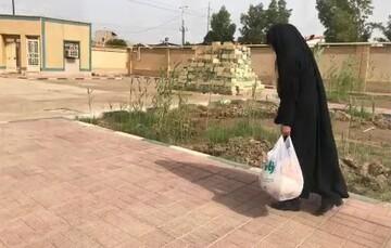 کلیپ | فعالیتهای مدرسه علمیه خواهران کوثر خرمشهر به مناسبت نیمه شعبان