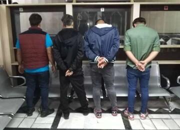 بازداشت ۹ نفر در ارتباط با تشکیل خانه فساد و مواد مخدر در قم
