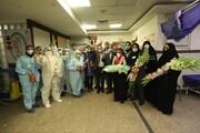 گزارشی از خدمات جهادی بانوان طلبه منطقه تجریش برای مقابله با کرونا+ عکس