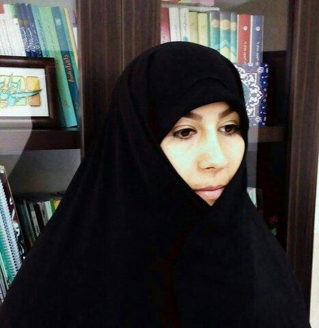 معاون پژوهش حوزه علمیه خواهران فارس