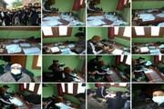 تصویری رپورٹ  اوڑی کشمیر میں انجمن ناصران امام مھیدی ع کی جانب سے مفت میں ماسک تقسیم